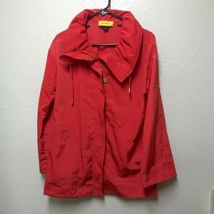 St. John Yellow Label Light Jacket / windbreaker